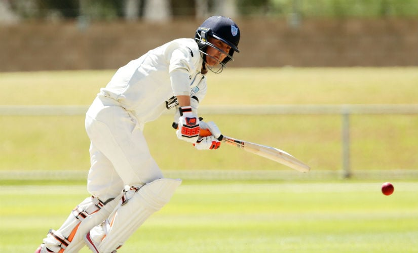 Nic Maddinson is the only one among the four uncapped players with international experience. Getty