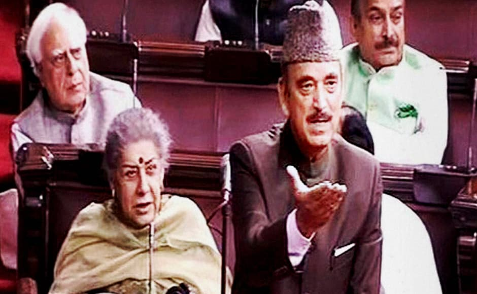 Leader of Opposition Ghulam Nabi Azad at the end of day one requested the prime minister to appear in the House tomorrow and discuss the issue of demonetisation urging him to at least listen to the Opposition's point of view. PTI
