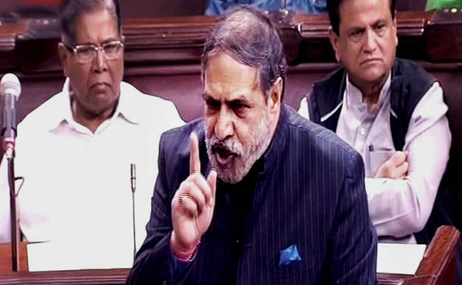 Congress leader Anand Sharma also cornered the government on the issue stating that the common was harassed by this move. Referring to Janardhan Reddy's daughter's wedding, Sharma said that Rs 500 Crore were spent on a wedding and nobody batted an eyelid, on the other hand cash-strapped commoners had to cancel weddings because of currency ban. PTI