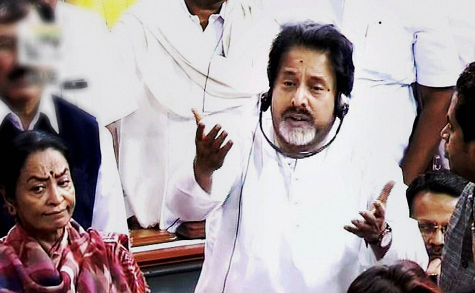 TMC's Sudip Bandhopadhyay said he wanted a debate but demanded prime minister's presence and that the Speaker admit their adjournment motion, which will result in the division of votes and passage of a resolution, on demonetisation. PTI