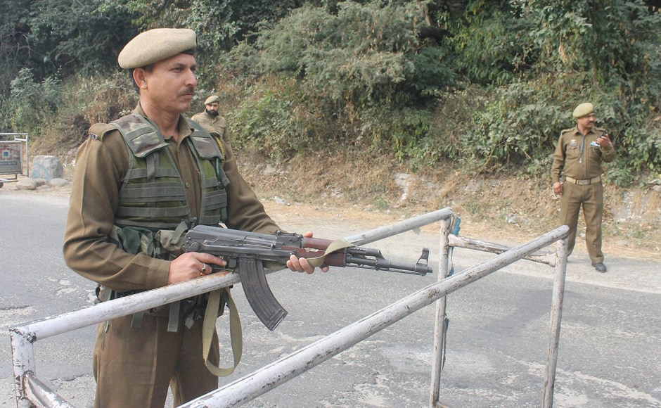 In two major terror attacks that rocked Jammu region on Tuesday, seven army personnel, including a Major, were killed and eight other security men, including a BSF DIG, were injured, before six heavily-armed terrorists were eliminated in the separate fierce encounters. (Photo: PTI)