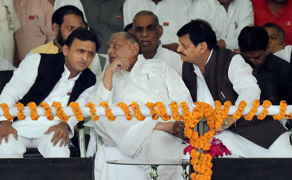 The yatra is being seen as the Uttar Pradesh chief minister's first show of strength after the turf war with his father Mulayam Singh Yadav and uncle Shivpal Singh Yadav. PTI