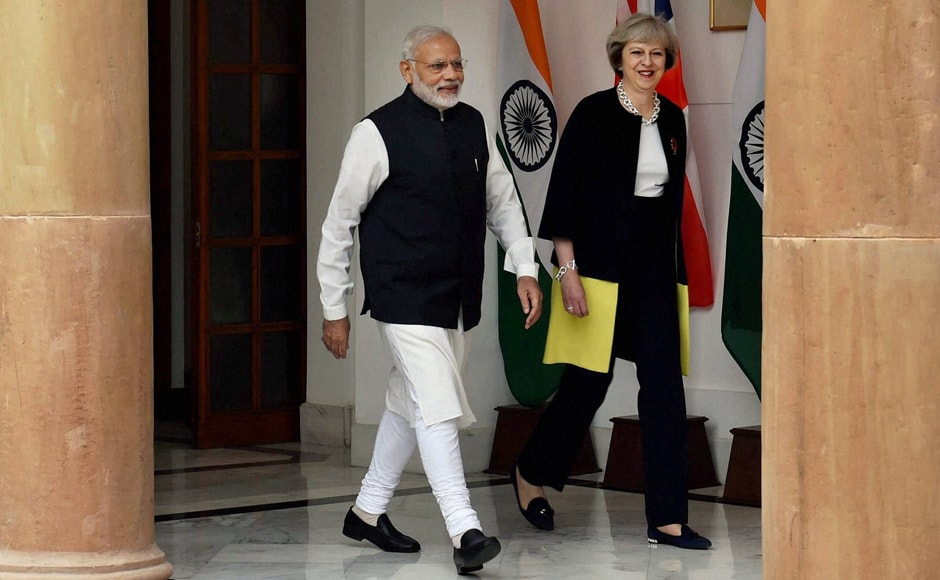 Eyeing India as a key trade partner, the aim of the visit is to strike commercial deals to create 1370 jobs in the UK and unlock partnership oppurtunities worth £2 billion. PTI