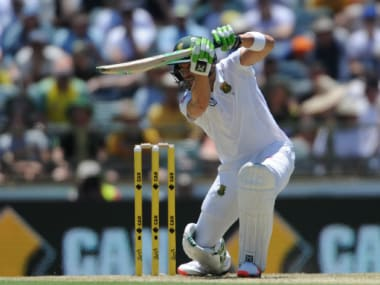 File photo of South Africa captain Faf du Plessis, who was on the receiving end of the alleged harassment. AFP