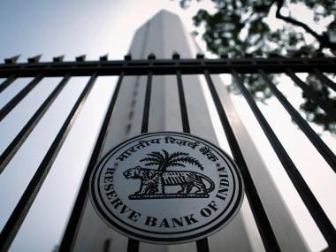 The RBI logo. Reuters