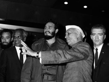 Fidel Castro was fascinated by India and was a great admirer of Jawaharlal Nehru. Reuters
