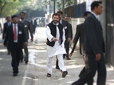 A file photo of Rahul Gandhi. Reuters