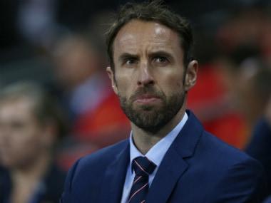England manager Gareth Southgate. AFP