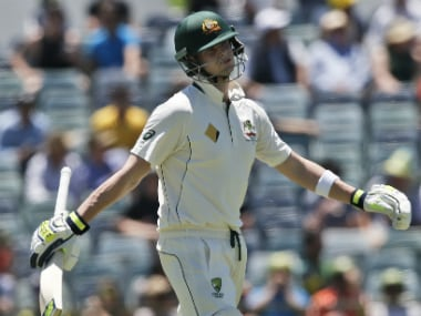 Australia captain Steve Smith is looking to guide his side to a consolation win against South Africa. AP