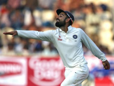 There is inconclusive evidence to show that Kohli tried to shine the ball with the residue of a sweet. AP