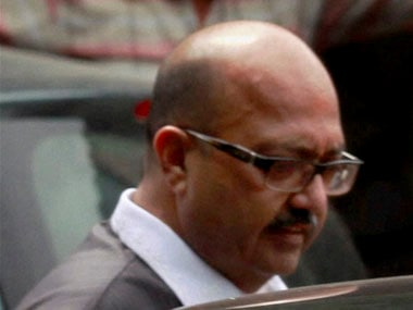 File photo of Amar Singh. PTI