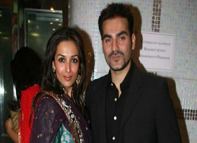 File photo: Malaika Arora and Arbaaz Khan.