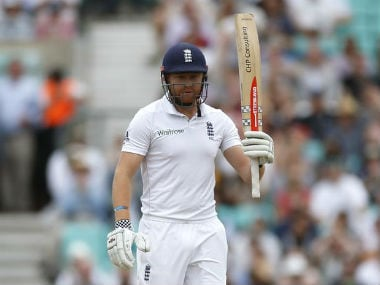 File photo of Jonny Bairstow. Reuters