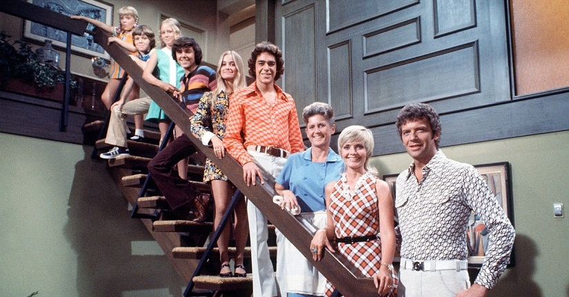 'The Brady Bunch' became America's favourite family