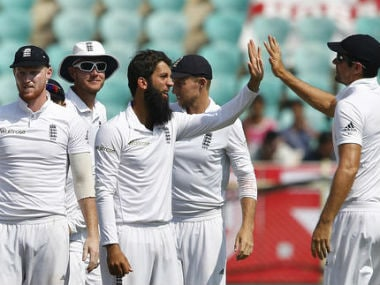 England should take this match now, hour-by-hour and session-by-session. AP