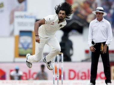 Ishant Sharma will be key to India's chances in the Test series against England. Reuters