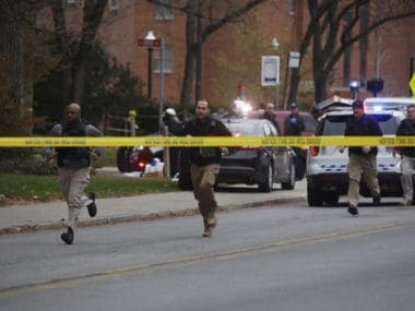 Active shooter reported at Ohio State University, seven sent to hospital