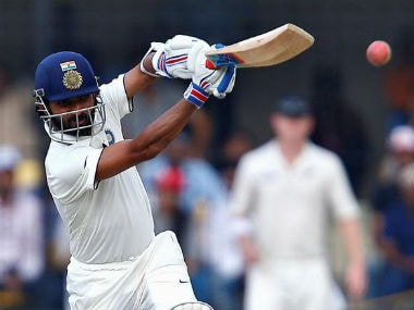 Rahane is among the top run-getters in India's recent Tests. Reuters