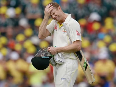 File photo of Australia batsman Adam Voges. Reuters