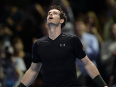 File photo of Andy Murray. Reuters