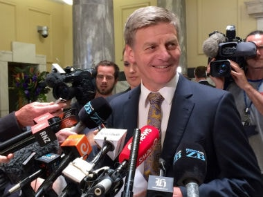 File image of Bill English. Reuters
