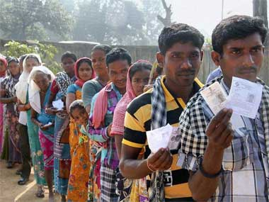 Demonetisation has failed to make an impact on UP election. Representational image. PTI