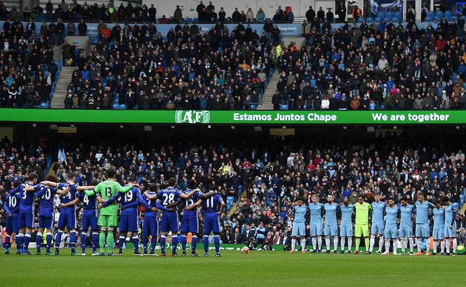 City Vs Chelsea: Manchester City Vs Chelsea: Visitors Emerge Victorious In