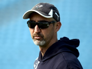 Former Australian pacer Jason Gillespie calls India head coach job 'one of the biggest' in the game