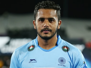 File photo of Harmanpreet Singh. Getty Images