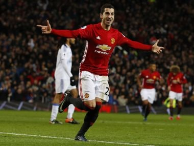 Manchester United's Henrikh Mkhitaryan is up for the new season. Reuters