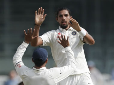 File image of Ishant Sharma. AP