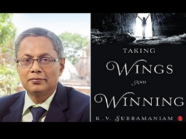 KV Subramaniam's 'Taking Wings and Winning' is a brief memoir about Reliance Life Sciences' journey, from inception to profit-making enterprise