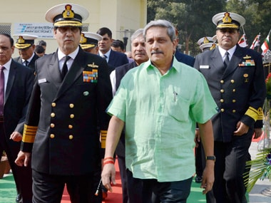 Manohar Parrikar begins constituency visit in Goa, assures on-the-spot solutions on issues