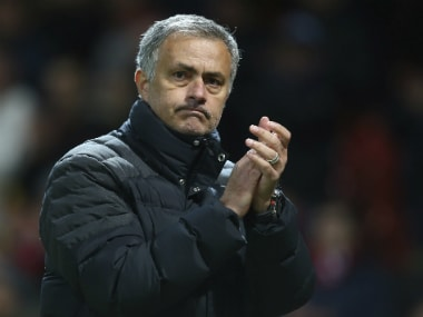 File photo of Jose Mourinho. AP