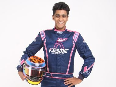 Racer Nayan Chatterjee on his journey from karting in Mumbai to going international