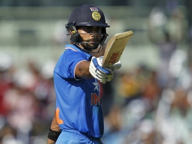 File photo of India's Virat Kohli. Reuters