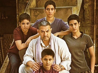 Poster of Aamir Khan's Dangal. Image via CC.
