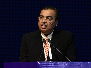 RIL Chairman Mukesh Ambani. AFP file photo