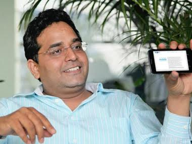 File photo of Vijay Shekhar Sharma, Founder, Paytm