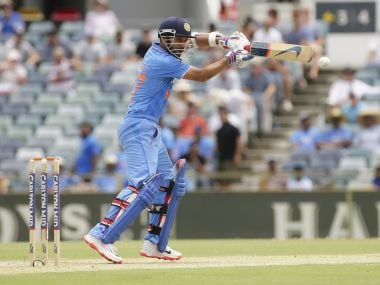 India's Ajinkya Rahane. Reuters