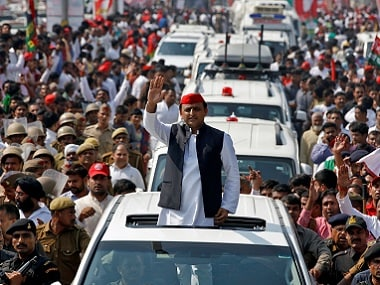 Uttar Pradesh Chief Minister Akhilesh Yadav. Reuters