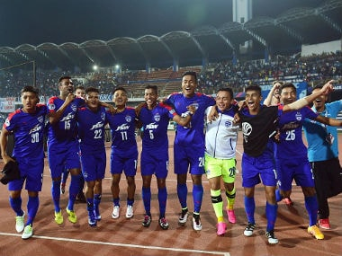 A tinge of Spanish flavour is now visible among BFC players, says defender Juanan. Getty Images