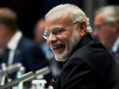 File image of Narendra Modi. PTI