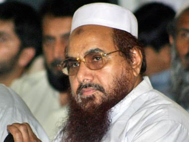 A file image of Hafiz Mohammad Saeed, head of Jamaat-ud-Dawa. Reuters