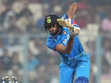 Hardik Pandya has provided the answer to India's all-rounder puzzle. AFP