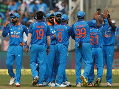 India will look to whitewash the ODI series 3-0, having already won the Tests 4-0. Reuters