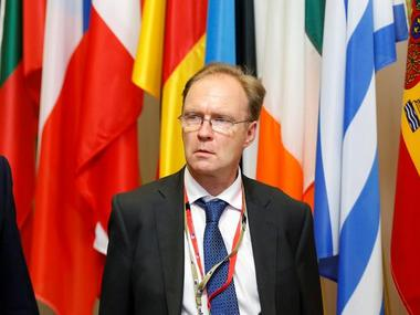 Britain's ambassador to the European Union Ivan Rogers. Reuters