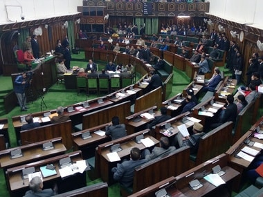 Jammu and Kashmir Assembly. Sameer Yasir/ Firstpost
