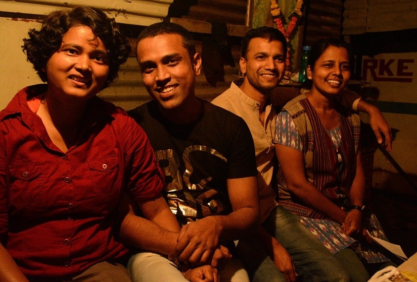 The Kabir Kala manch artistes are happy to be back, with an opportunity to perform their songs without censorship