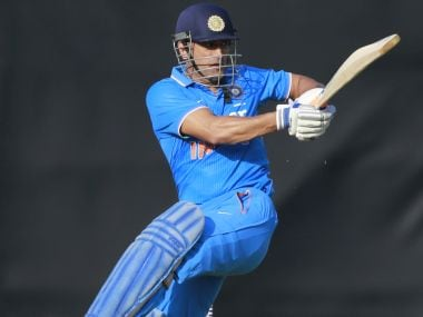 Mahendra Singh Dhoni will travel back to Ranchi after the India vs England Series. AP